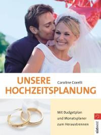 Cover Unsere Hochzeitsplanung