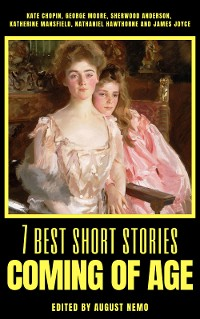 Cover 7 best short stories - Coming of Age