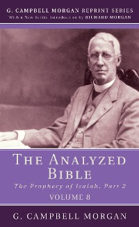 Cover The Analyzed Bible, Volume 8