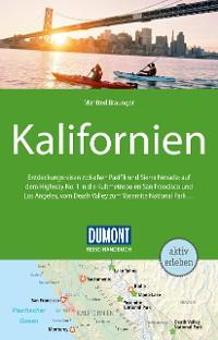 Cover DuMont Reise-Handbuch Reiseführer Kalifornien