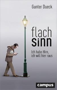 Cover Flachsinn