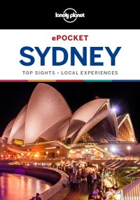 Cover Lonely Planet Pocket Sydney