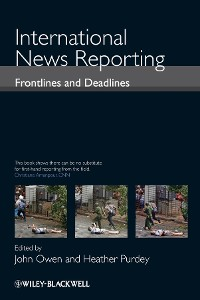 Cover International News Reporting