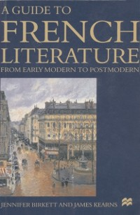 Cover Guide to French Literature