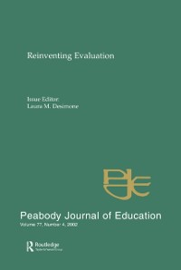 Cover Reevaluating Evaluation