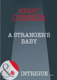 Cover Stranger's Baby (Mills & Boon Intrigue)