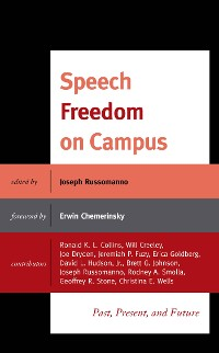 Cover Speech Freedom on Campus