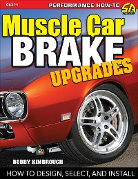 Cover Muscle Car Brake Upgrades
