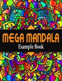Cover Mega Mandala Example Book