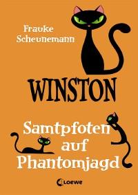 Cover Winston - Samtpfoten auf Phantomjagd