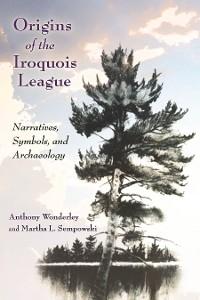 Cover Origins of the Iroquois League
