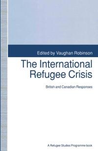 Cover International Refugee Crisis