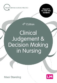 Cover Clinical Judgement and Decision Making in Nursing