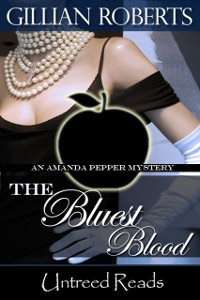 Cover Bluest Blood (An Amanda Pepper Mystery, #8)