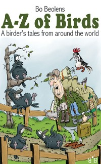Cover A-Z of birds - A birder's tales from around the world