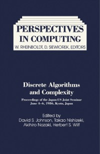 Cover Discrete Algorithms and Complexity