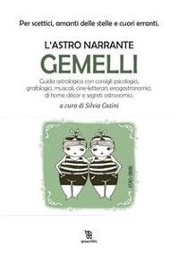 Cover L'astro narrante – Gemelli