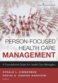 Cover Person-Focused Health Care Management
