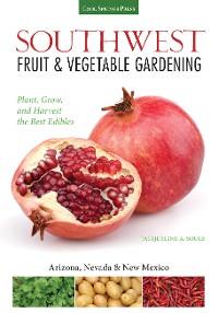 Cover Southwest Fruit & Vegetable Gardening
