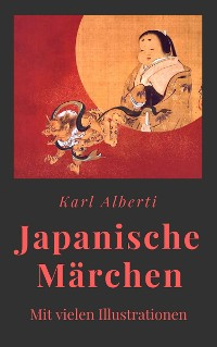 Cover Karl Alberti: Japanische Märchen