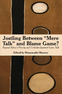 """Cover Jostling Between """"Mere Talk"""" & Blame Game?"""