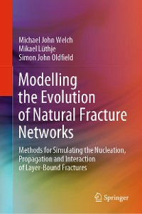 Cover Modelling the Evolution of Natural Fracture Networks