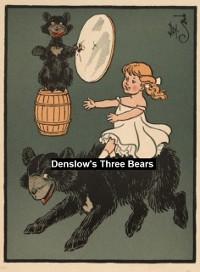 Cover Denslow's Three Bears