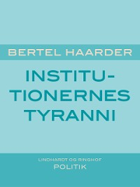 Cover Institutionernes tyranni