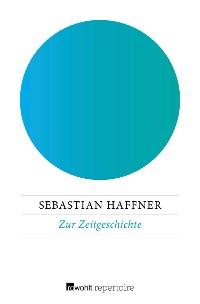 Cover Zur Zeitgeschichte