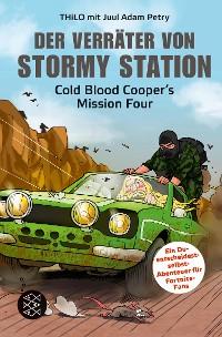 Cover Der Verräter von Stormy Station