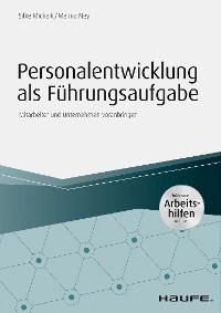 Cover Personalentwicklung als Führungsaufgabe - inkl. Arbeitshilfen online