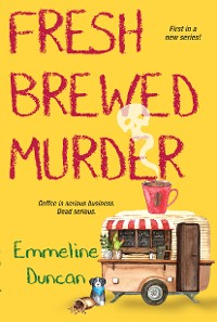Cover Fresh Brewed Murder
