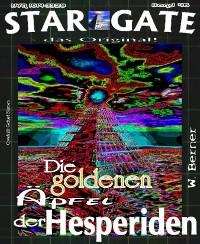 Cover STAR GATE 046: Die goldenen Äpfel der Hesperiden