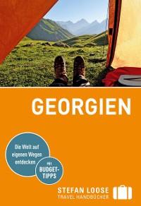 Cover Stefan Loose Reiseführer Georgien