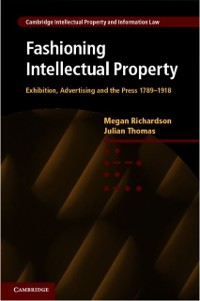 Cover Fashioning Intellectual Property