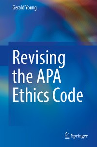Cover Revising the APA Ethics Code