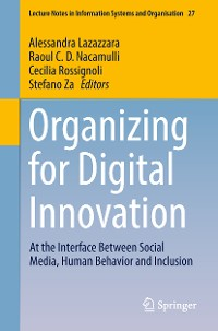 Cover Organizing for Digital Innovation