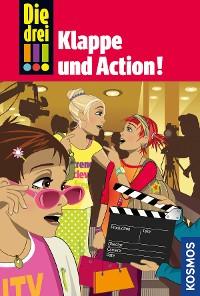 Cover Die drei !!!, 54, Klappe und Action! (drei Ausrufezeichen)