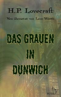 Cover Das Grauen in Dunwich