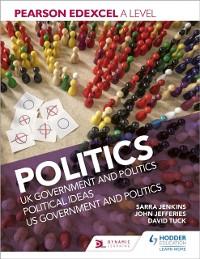 Cover Pearson Edexcel A level Politics