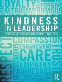 Cover Kindness in Leadership