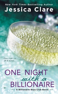 Cover One Night With a Billionaire