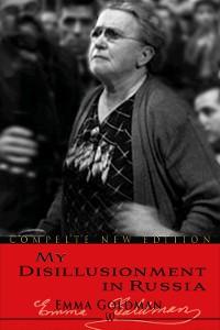 Cover My Disillusionment in Russia