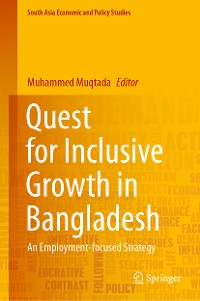 Cover Quest for Inclusive Growth in Bangladesh