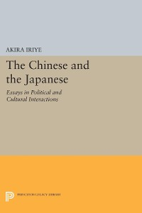 Cover The Chinese and the Japanese