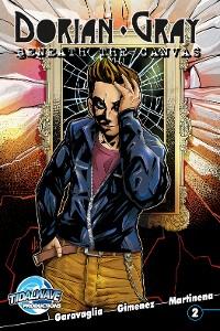 Cover Dorian Gray: Beneath the Canvas #2