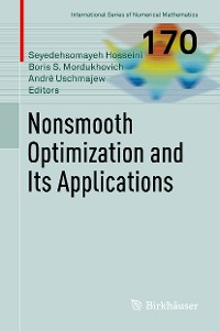 Cover Nonsmooth Optimization and Its Applications