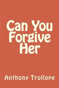 Cover Can u forgive her