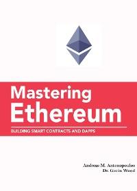 Cover Mastering Ethereum