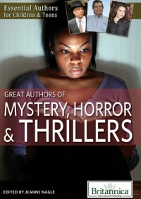 Cover Great Authors of Mystery, Horror & Thrillers